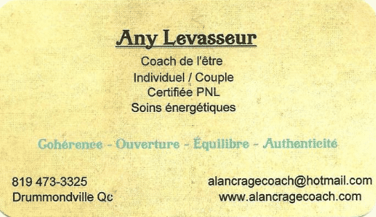 Any Levasseur