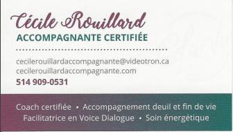 Cécile Rouillard