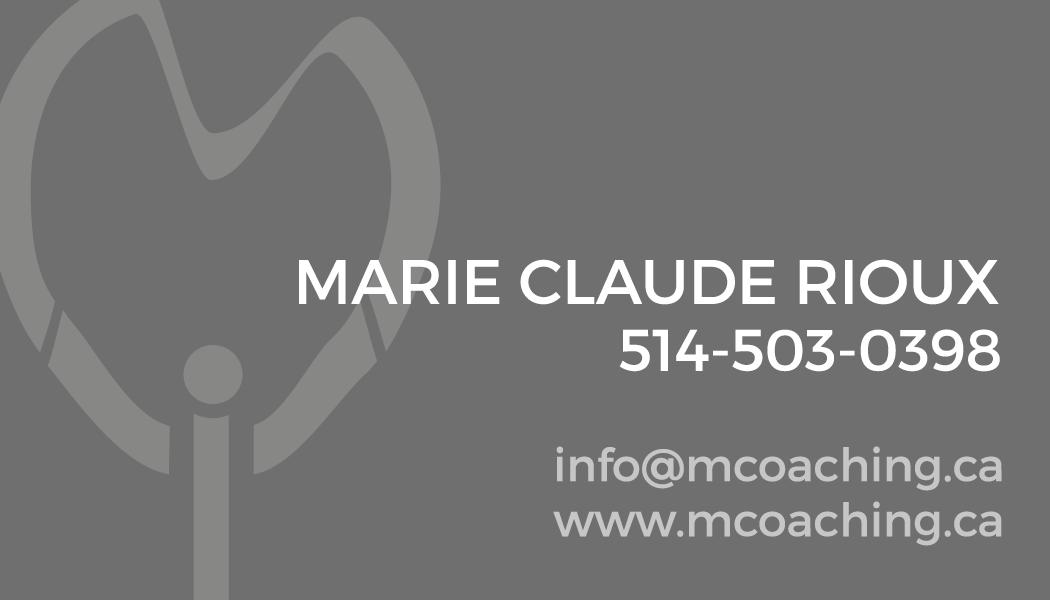 Marie Claude Rioux