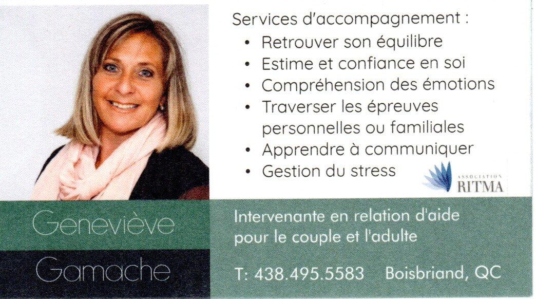Geneviève Gamache