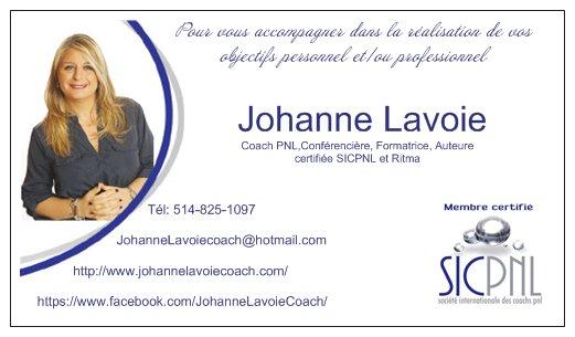 Johanne Lavoie