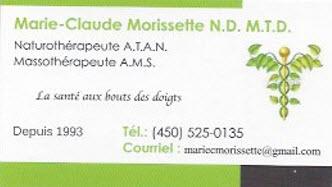 Marie-Claude Morissette