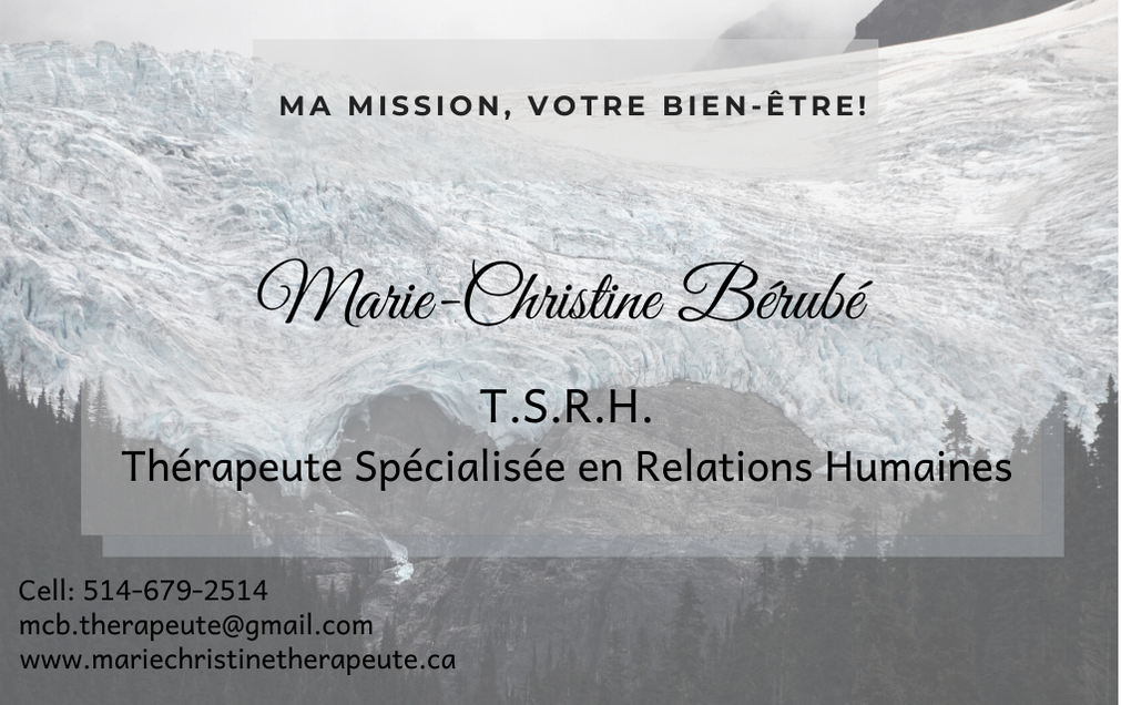 Marie Christine Bérubé