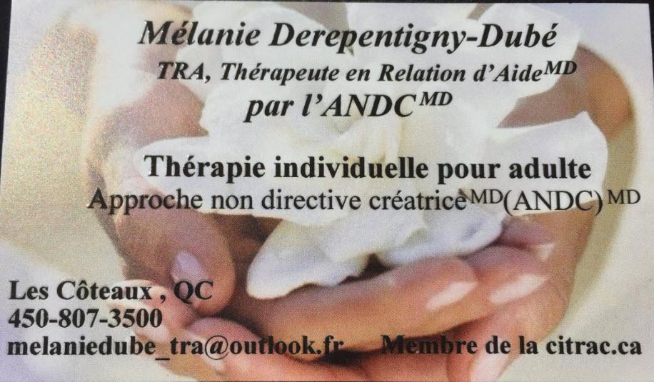 Mélanie Dubé-Derepentigny