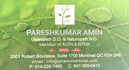 Pareshkumar Amin