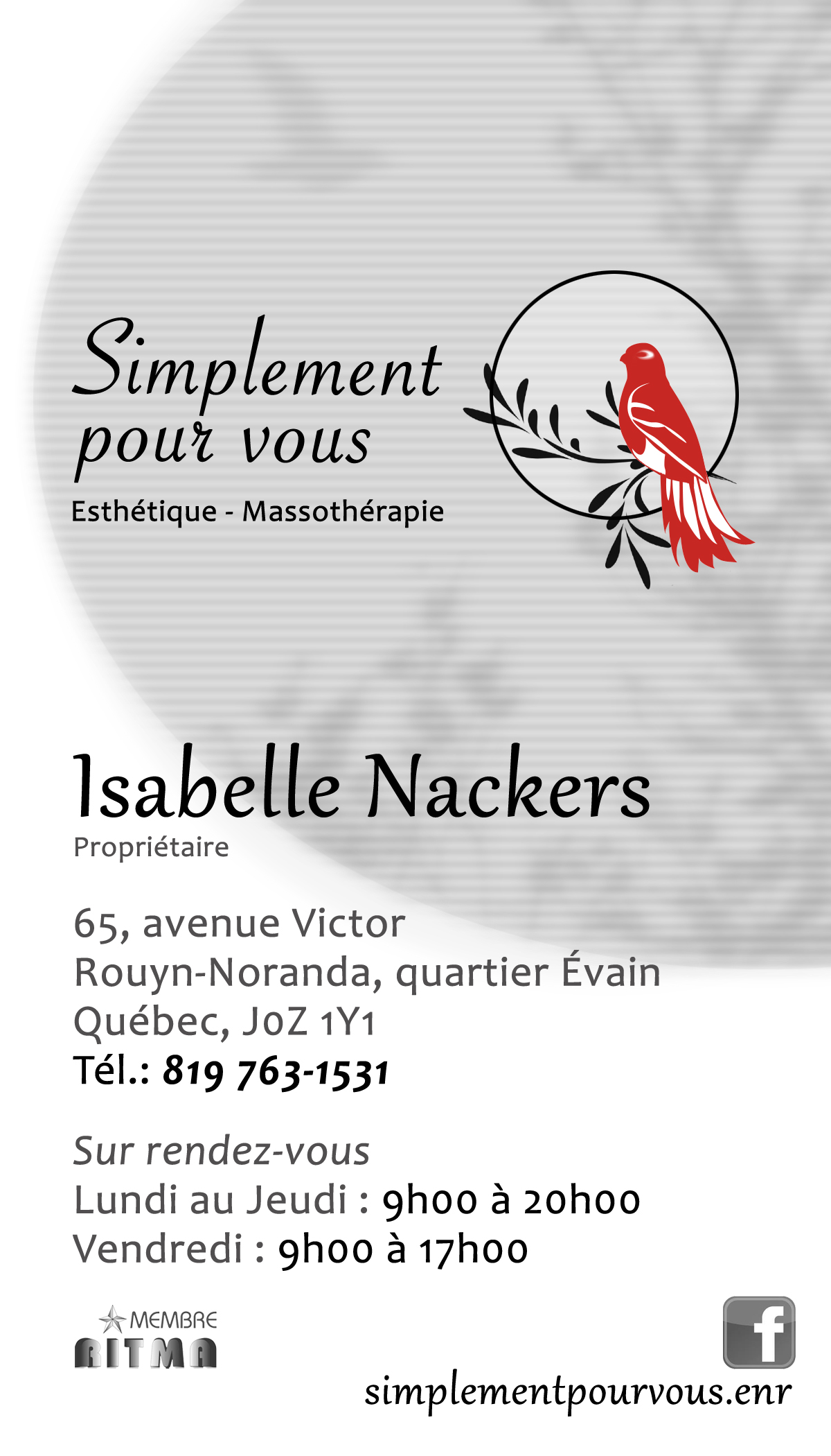 Isabelle Nackers