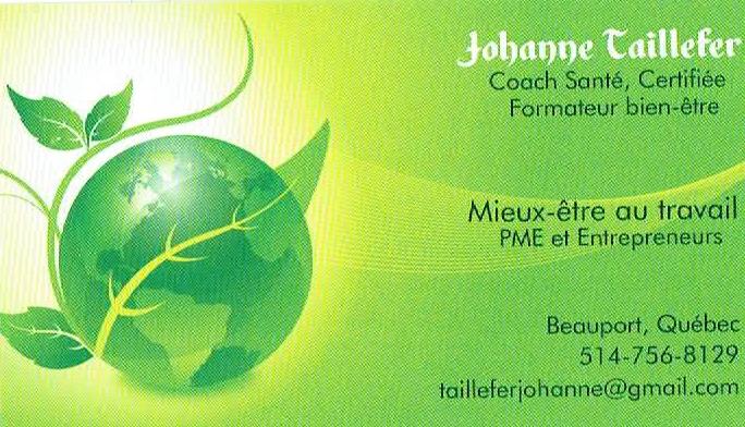 Johanne Taillefer