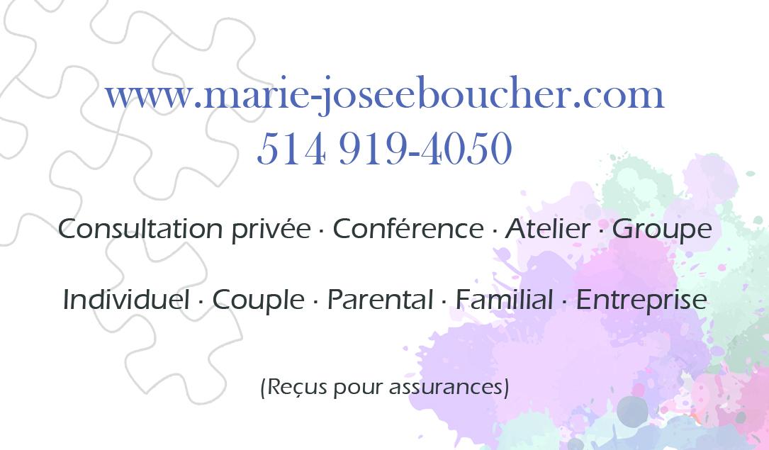 Marie-Josée Boucher