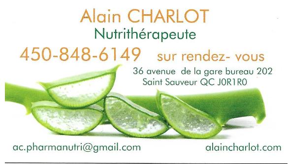 Alain Charlot